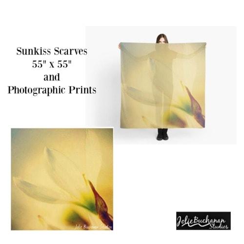 Sunkiss Scarf by Jolie Buchanan via Jolie Buchanan