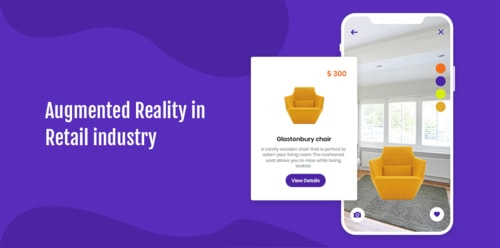 How Augmented Reality is driving business growth in Retail Industry | Multidots