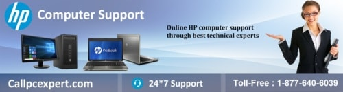 Contact HP Computer Support +1877 640 6039 Phone Number
