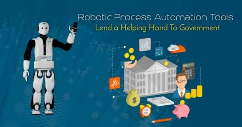 Robotic Process Automation Tools Lend a Helping Hand to Government - SynLogics Inc