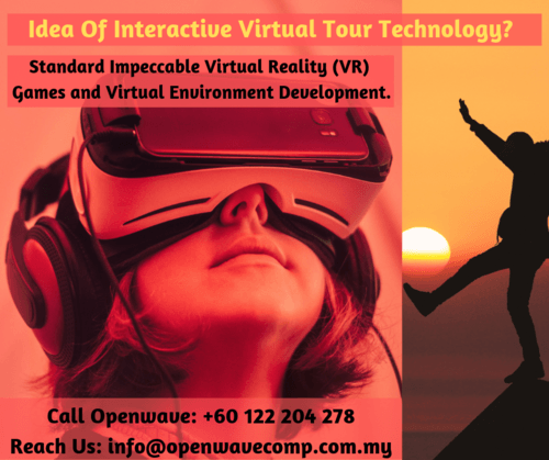 #VirtualReality #Application Provides Perfect View Angle Wit... via Safiya Rayzal