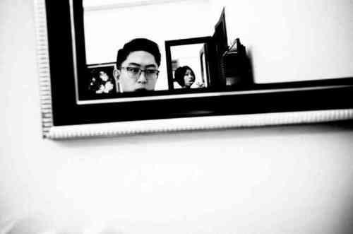 Self-portraits via Leo Erwin Garcia