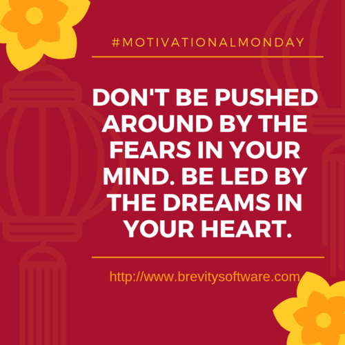 #MondayMood #MondayMotivation #MondayInspiration #Motivation... via Brevity Software Solutions