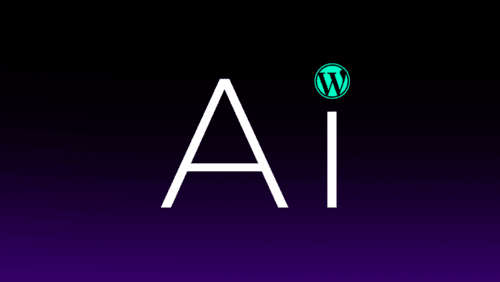 This Is How WordPress Cuts Through the AI & Machine Learning... via Rooney Reeves