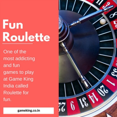 If you want to have fun with 'Roulette' learn as many funny ... via Game King