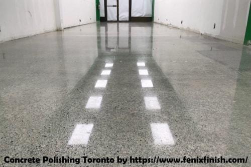 Concrete Polishing Toronto via Christin Stevens