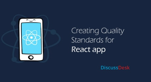 Creating Quality Standards for React app? Here's A Perfect S... via Rooney Reeves
