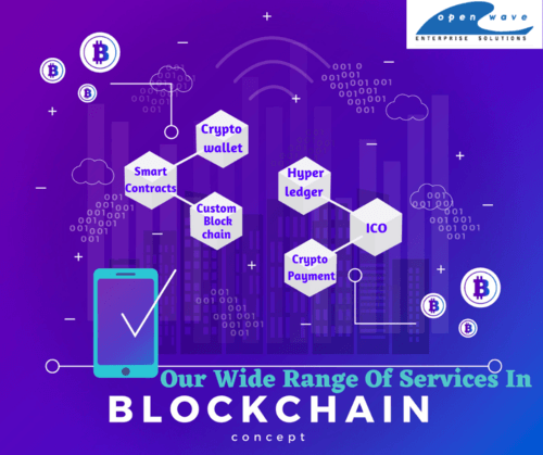 Impeccable #Blockchain Solutions At Absolutely Stellar Price... via Safiya Rayzal