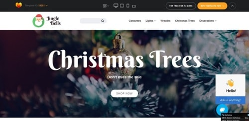Alluring WordPress Christmas Website Themes you should Try o... via Rooney Reeves