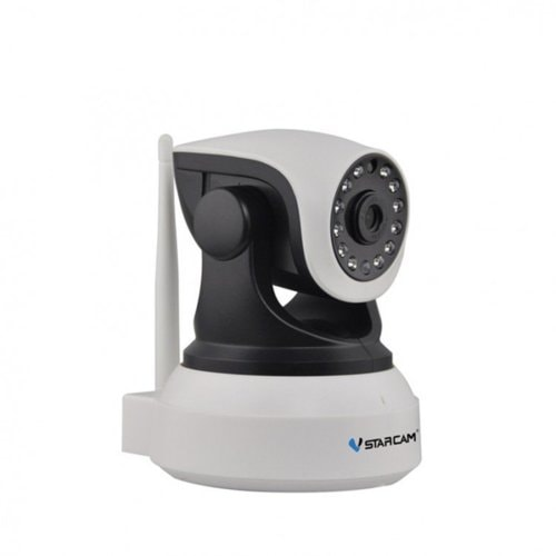 HD 720px Night Vision Wireless Indoor Security Camera via Lesso Home US