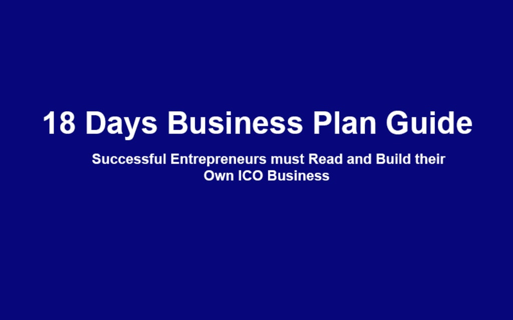 Top 18 Days for Building an ICO business website from succes... via atithisha
