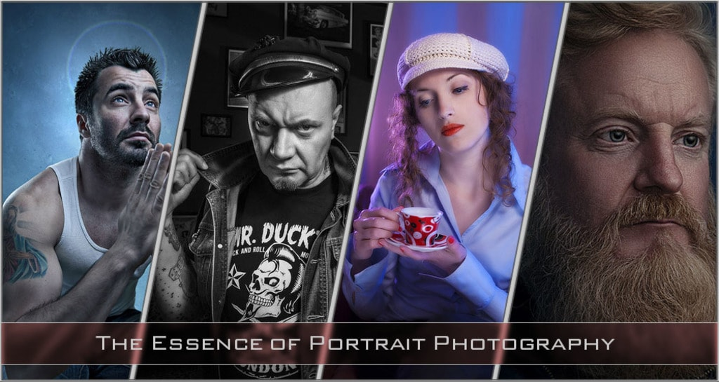 What is portrait photography - the essence and complexity of... via Nikolay Mirchev