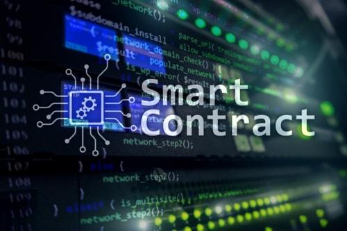 Smart Contracts Development Company in New York via Kaylee Gavin