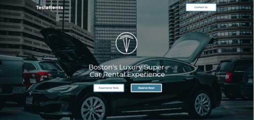 Tesla Rents's COVER_UPDATE via Tesla Rents