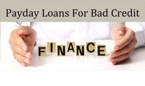 Quick Payday Loans Bad Credit: Beat Any Kind Of Financial Problems Easily