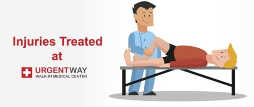 Walk-In Clinic: Top Injuries that can be treated - UrgentWay