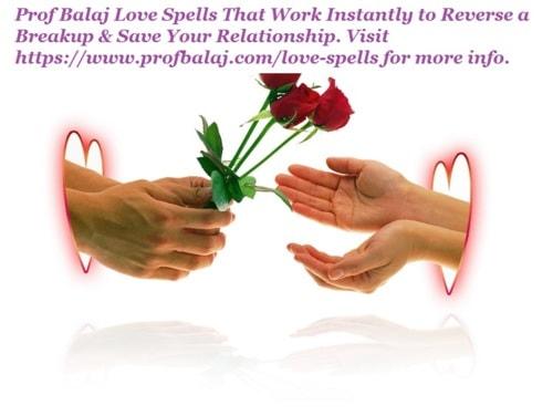 Simple Love Spells That Work for Real - Easy Love Spells Wit... via Prof Balaj