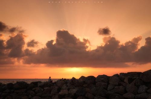 Zen Sunset via Dario Barbani