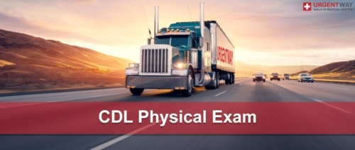 CDL Physical Exam: Tips to Help You Study for Exam - UrgentWay