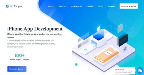 iPhone App Development Company | iOS App Development