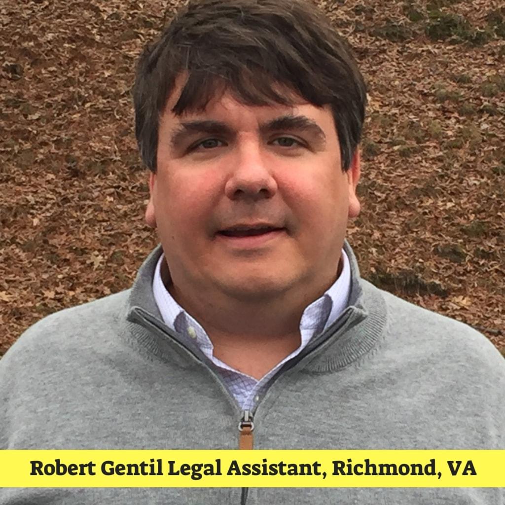 Robert Gentil Richmond VA via Robert Gentil