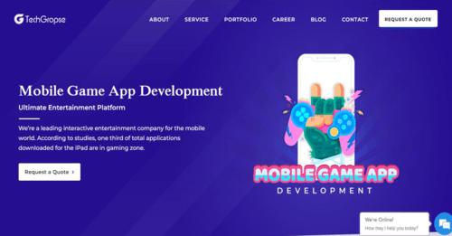 Mobile Game Development Company | Mobile Games