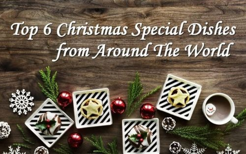 Top 6 #Christmas Special #Dishes From Around The World | Mod... via Amit Verma