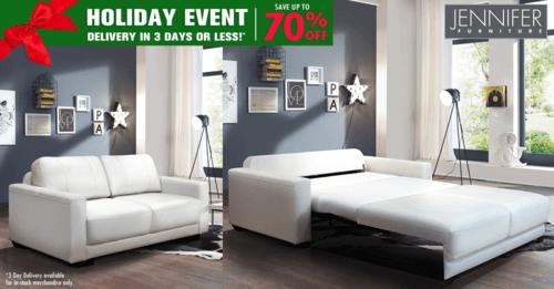 Jennifer Furniture Holiday Event Sale– Buy the Most Unique a... via JenniferFurniture