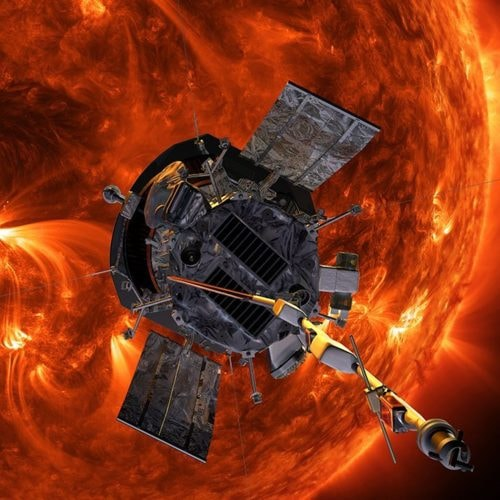 The Fastest Spacecraft Ever, NASA's Parker Space Probe - COOL HUNTING