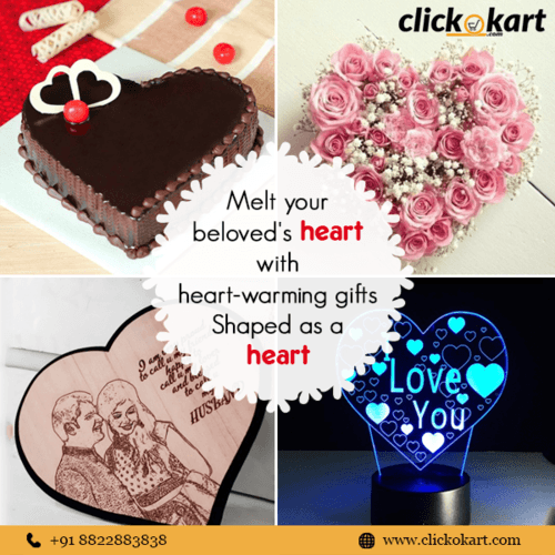 This winter spread the warmness of your love with something ... via Clickokart