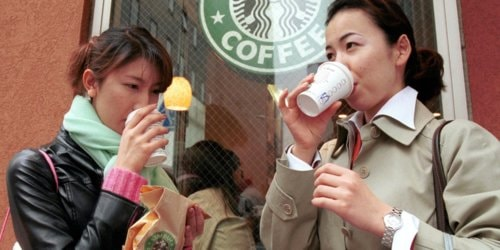 A study of half a million people found more evidence that drinking coffee is associated with a longer life