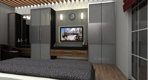 3D Rendering Model of Furniture Interior for Master Bedroom | TrueCADD