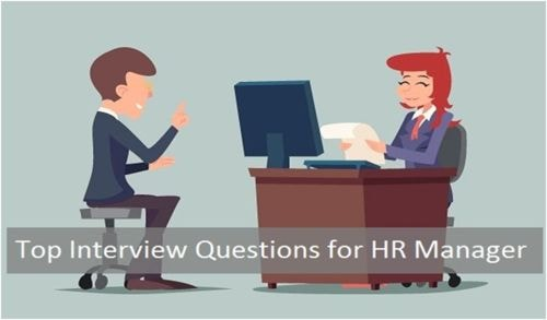 Top Interview Questions for HR Manager | Complete Connection