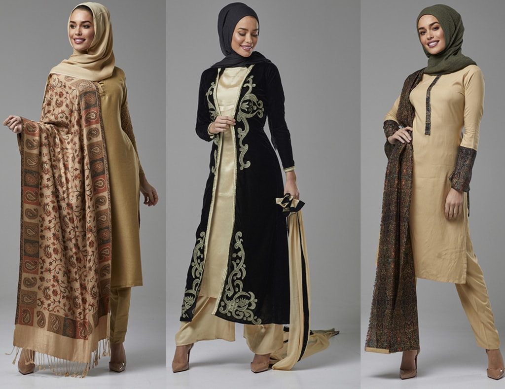 ASIAN COUTURE NEW WINTER COLLECTION via Asian Couture