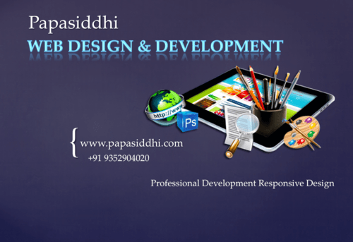 Papasiddhi is the Best Website Design Company Udaipur India.... via papasiddhi
