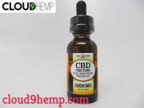 Buy Affordable CBD Tincture Online via Matheiu Robine