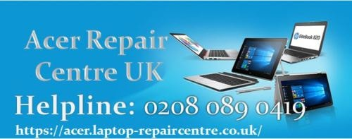 Having Trouble In Your Acer Device? Resolve It With Repair Center