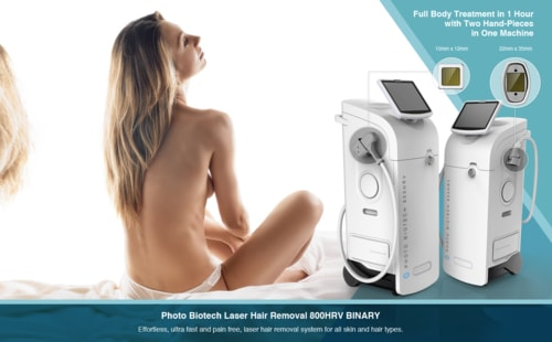 Laser Hair Removal Binary - Photo Biotech via Photo Biotech