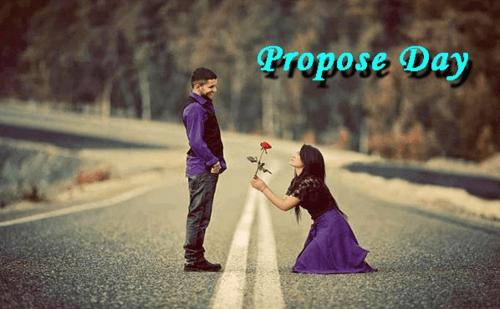 Happy Propose Day – Happy Valentine's Day