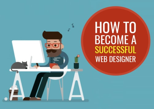 10 Ways to Become a More Successful Web Designer