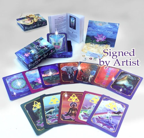 Oracle Soul Wisdom Cards - Connect To Your Soul's Infinite P... via Sundara Fawn