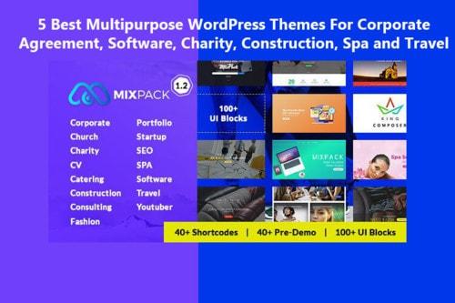 5-best-multipurpose-wordpress-themes