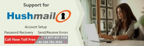 Get Hushmail Technical Support at Toll-free Helpline Number
