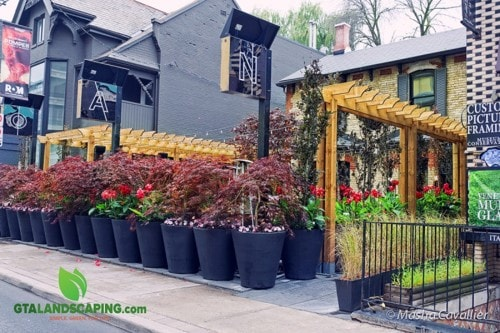 Commercial Landscaping Services in Greater Toronto | GTA Landscaping