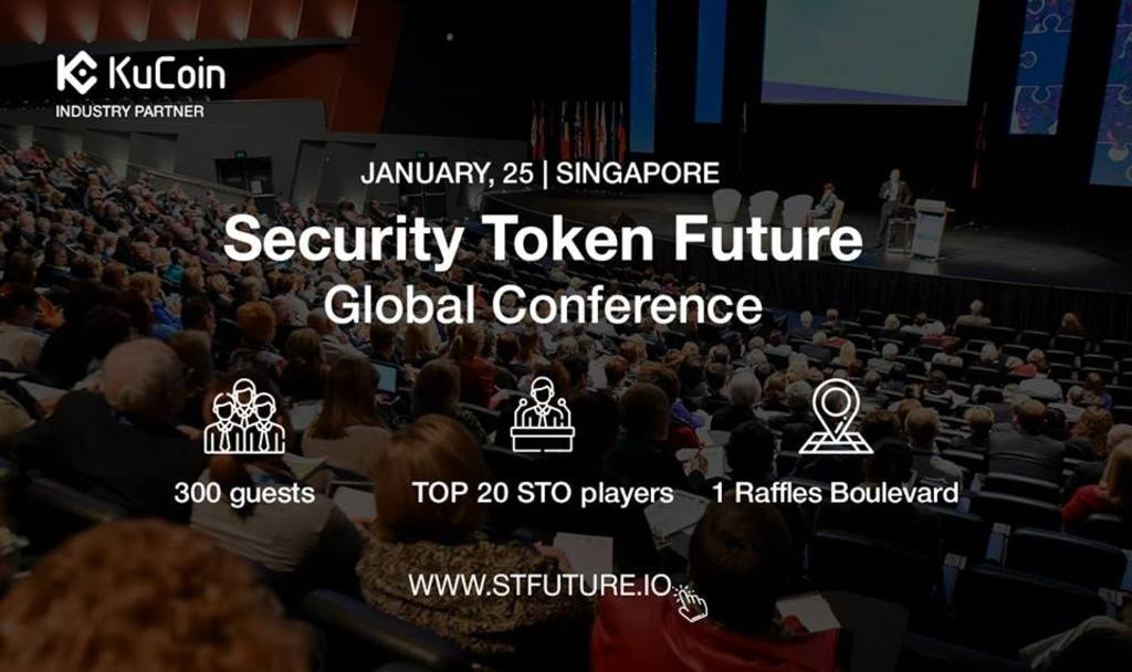 Security Token Future Global Conference via claire batomalaque