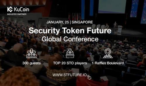 Security Token Future Global Conference via claire batomalaque