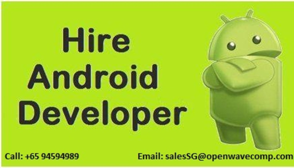 Our team of #Androidappdevelopers produces customized mobile... via martinroy faris