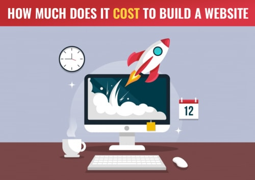 How Much Does It Cost To Build A Website in 2019 (Actual Cost List)