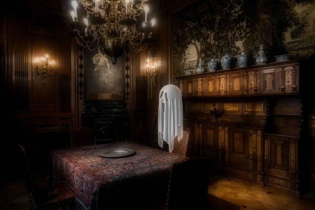Ghosthour                                                                                  #photoart via Lars-Ove Törnebohm