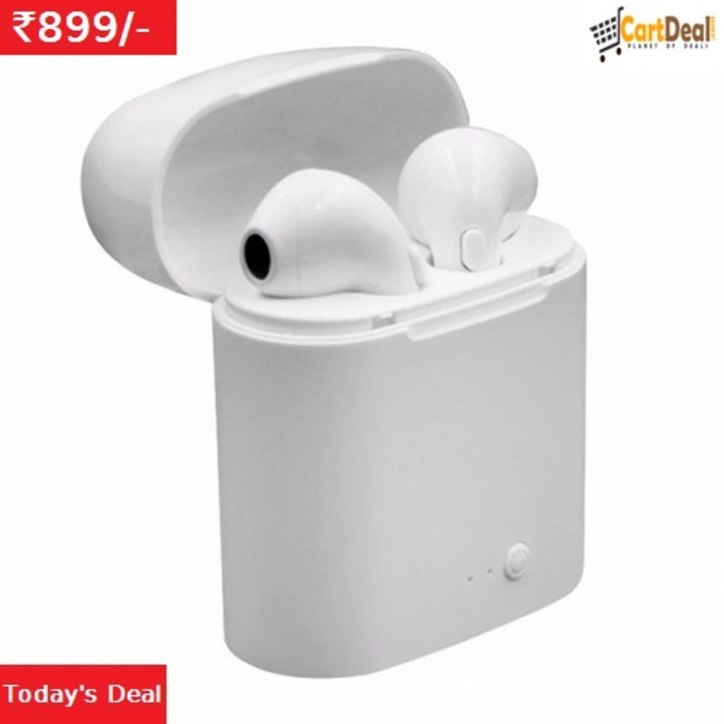 Wireless Air pods This is an Import/more seasoned adaptation... via Cartdeal